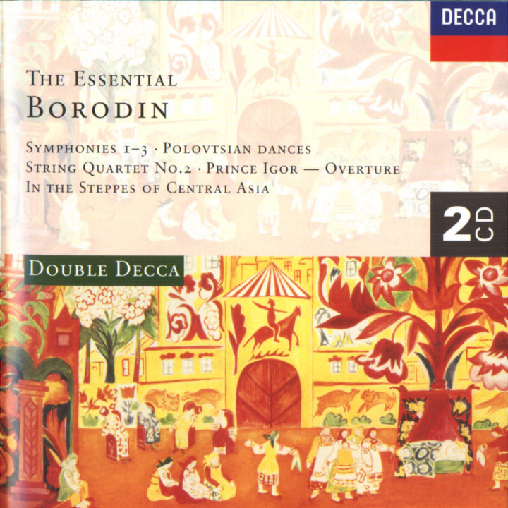 The Essential Borodin 0028945563224