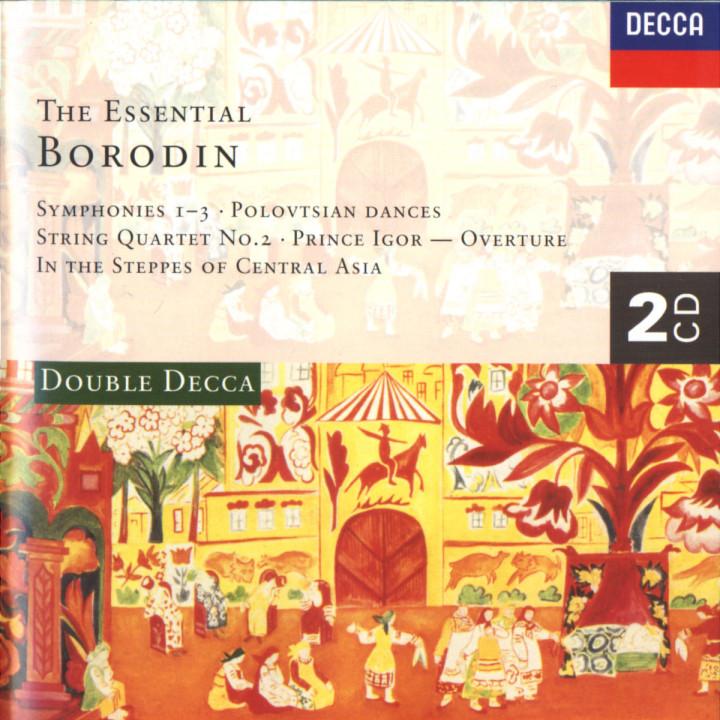 The Essential Borodin 0028945563224