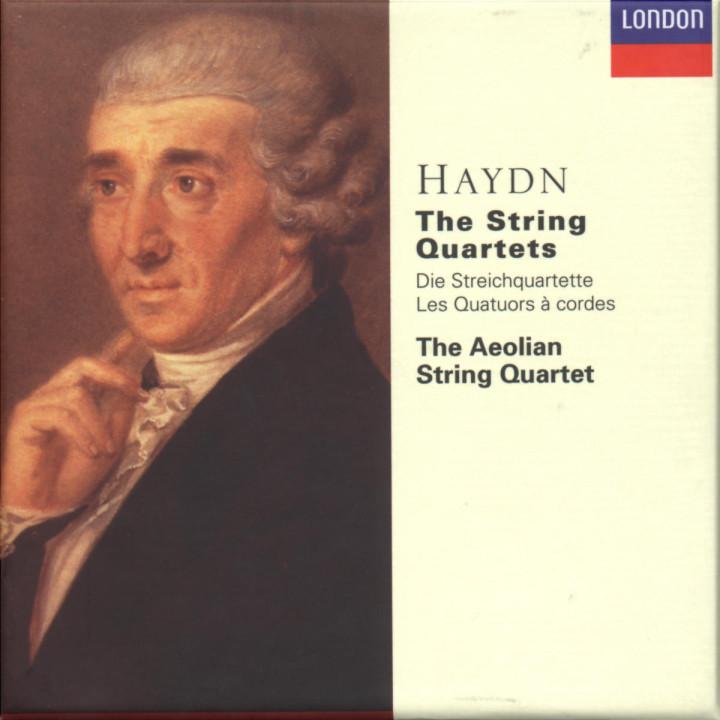 Haydn: The String Quartets 0028945526122
