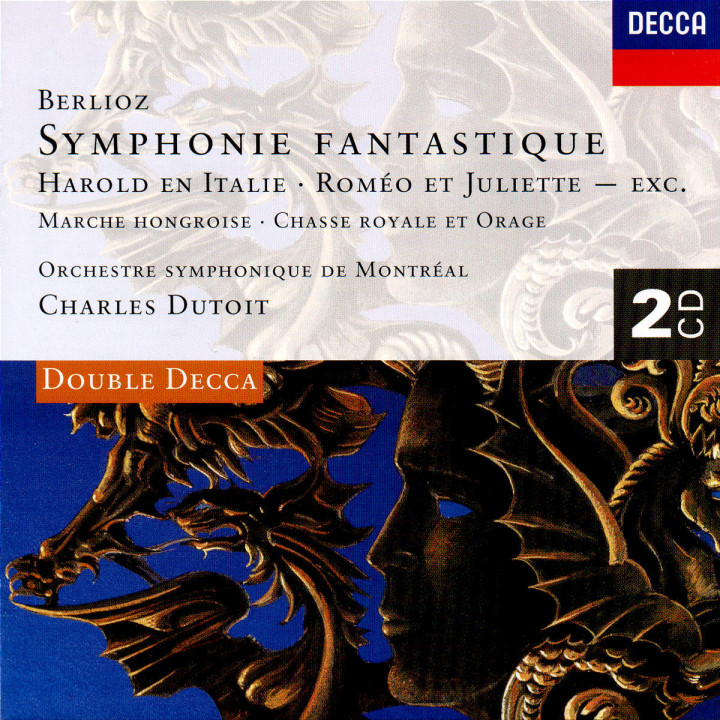 Symphonie fantastique op. 14; Harold in Italien 0028945536125