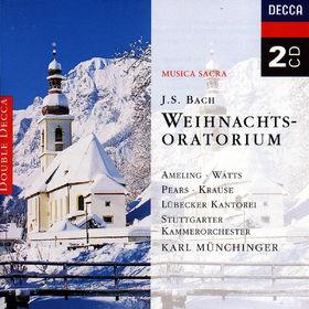 Johann Sebastian Bach, Weihnachtsoratorium, 00028945541020