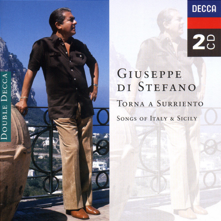 Torna a Surriento - Songs of Italy and Sicily 0028945548223