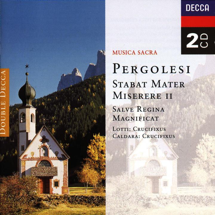 Pergolesi: Stabat Mater; Miserere etc. 0028945501729
