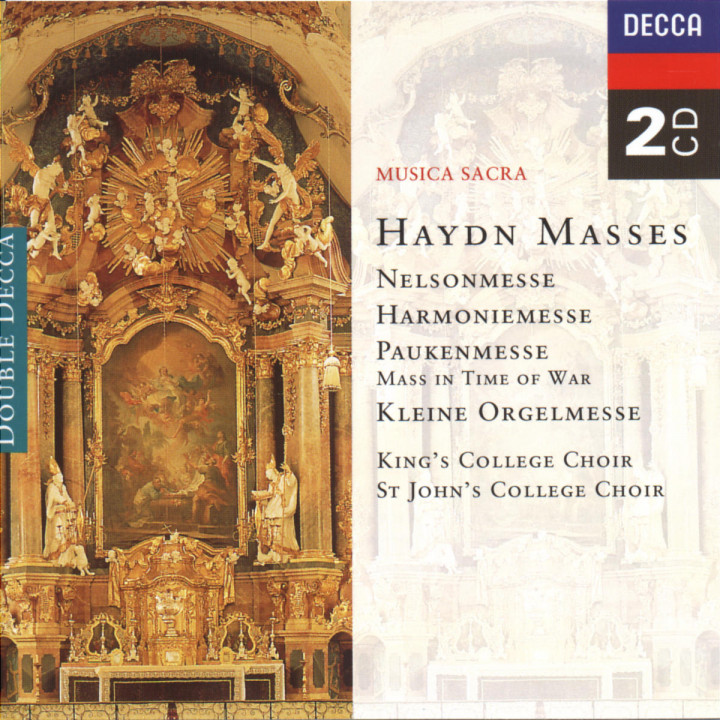 Haydn: 4 Masses 0028945502029