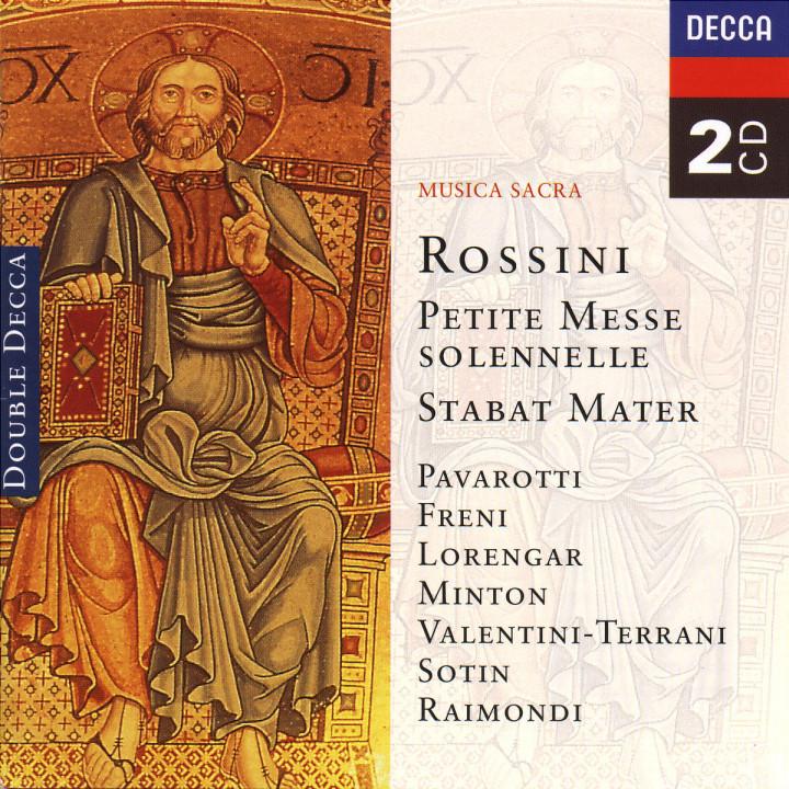 Rossini: Petite messe solennelle; Stabat Mater 0028945502328