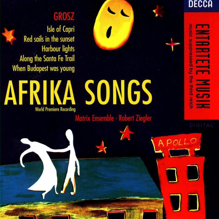 Afrika-Songs; Isle of Capri 0028945511629