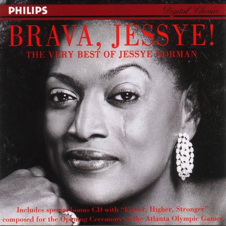 Brava, Jessye! - The Very Best Of Jessye Norman 0028945469322