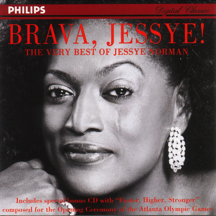 Brava, Jessye! - The Very Best Of Jessye Norman 0028945469322