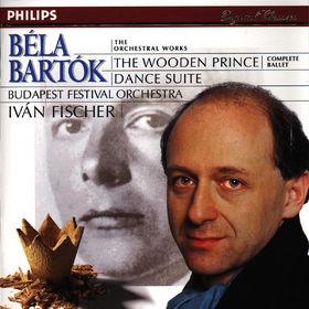 Béla Bartók, Der holzgeschnitzte Prinz op. 13, Tanzsuite, 00028945442921