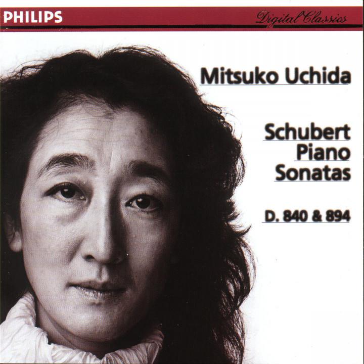 Schubert: Piano Sonatas Nos.15 & 18 0028945445322