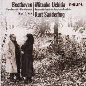 Ludwig van Beethoven, Klavierkonzerte Nr. 1 C-dur op. 15 & Nr. 2 B-dur op. 19, 00028945446820