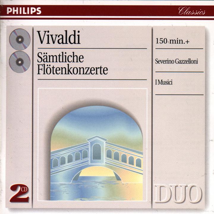 Sämtliche Flötenkonzerte 0028945425625
