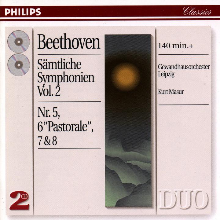 Sämtliche Sinfonien (Vol. 2) 0028945403524