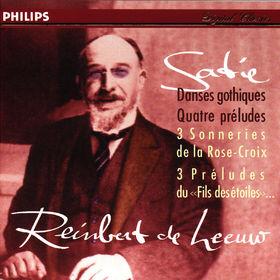 Erik Satie, Danses Gothiques; Quatre Préludes, 00028945404820