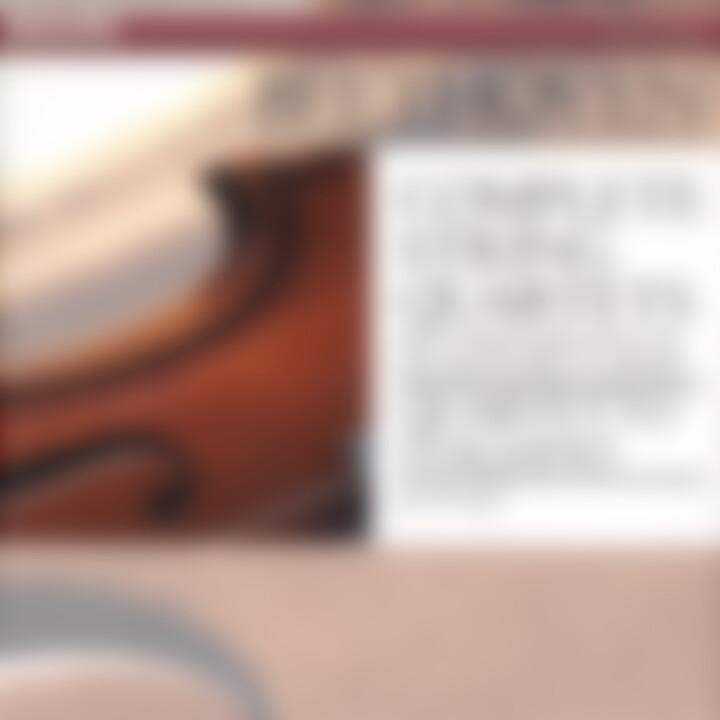 Beethoven: Complete String Quartets 0028945406228