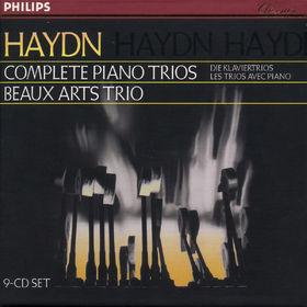 Collectors Edition, Sämtliche Klaviertrios, 00028945409825