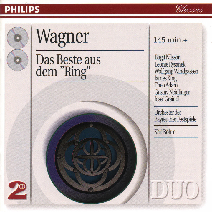 Wagner: The Best of the Ring 0028945402028