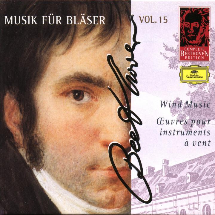 Musik für Bläser (Vol. 15) 0028945377920