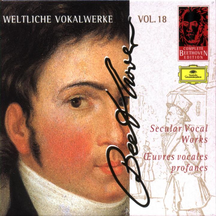 Weltliche Vokalwerke (Vol. 18) 0028945379427