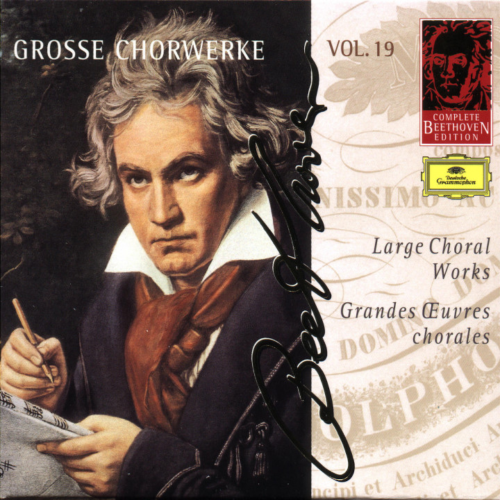 Beethoven: Large Choral Works 0028945379829