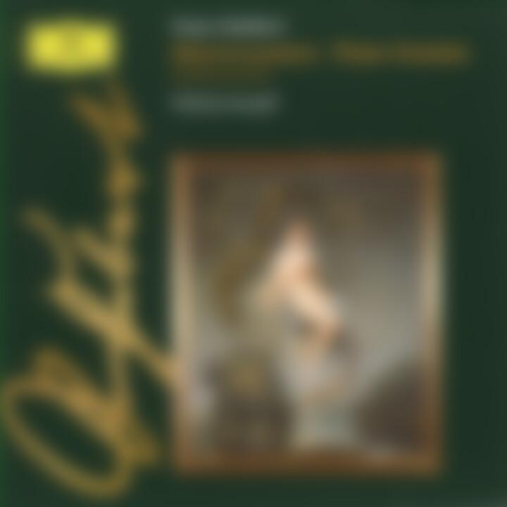 Klaviersonaten Nr. 20 c-moll D 958 & Nr. 21 A-dur D 959 0028945367329