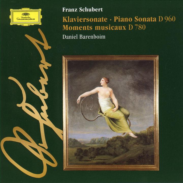 Klaviersonate Nr. 22 B-dur D 960; Moments Musicaux D 780 op. 94 0028945367422