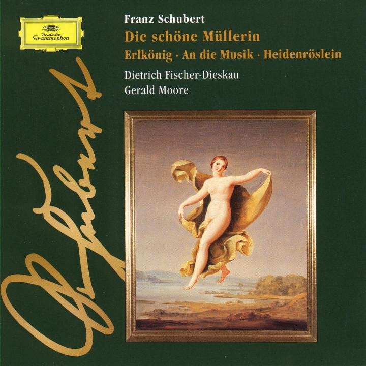 Franz Schubert: Die schoene Muellerin · Erlkoenig · An die Musik · Heidenroeslein 0028945367628