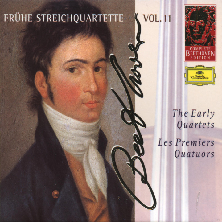 Frühe Streichquartette (Vol. 11) 0028945376022