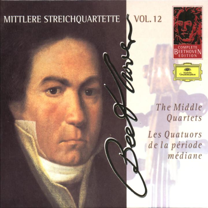 Die mittleren Streichquartette (Vol. 12) 0028945376424