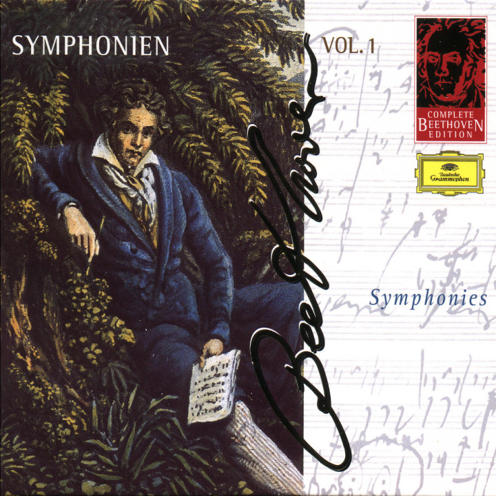 Beethoven: The Symphonies 0028945370129