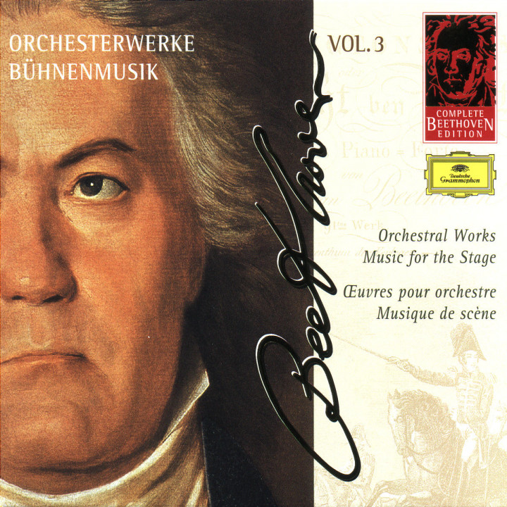 Beethoven: Orchestral Works - Music for the Stage 0028945371326