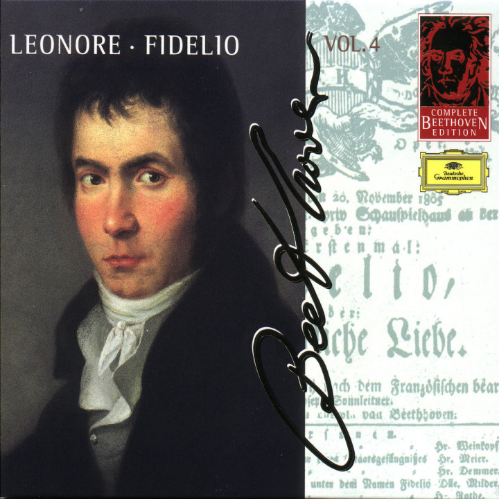 Leonore; Fidelio (Vol. 4) 0028945371924