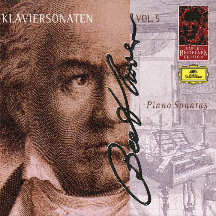 Beethoven: The Piano Sonatas 0028945372420