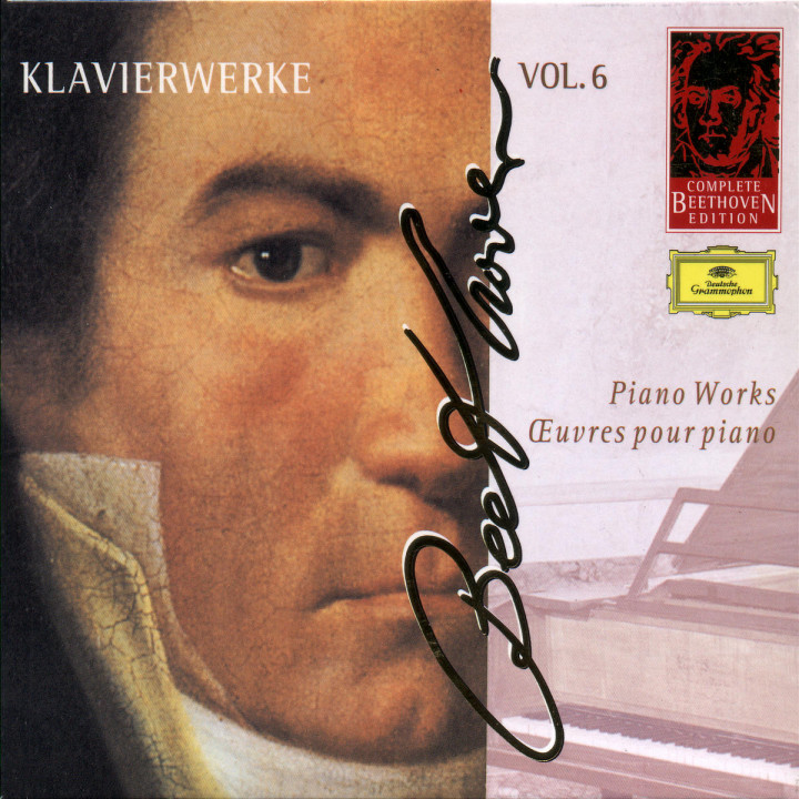 Beethoven: Piano Works 0028945373328