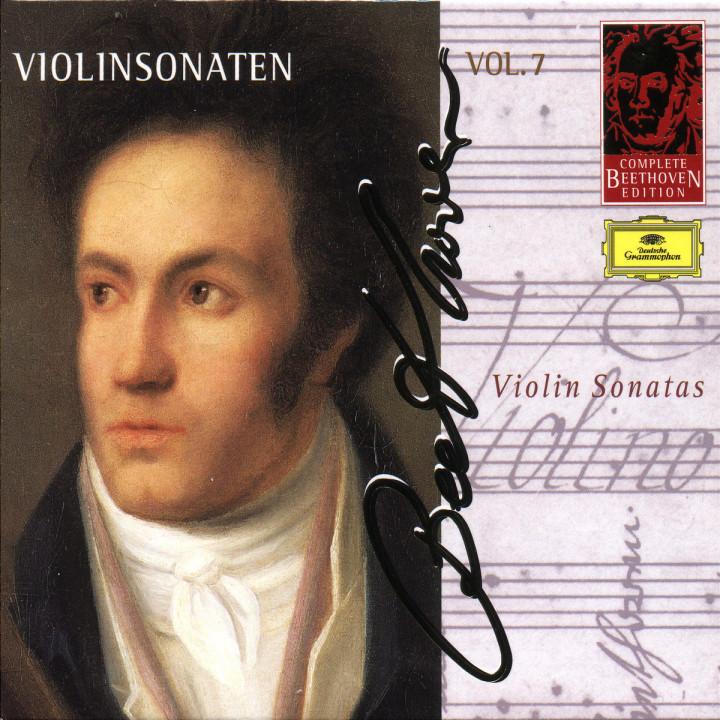 Beethoven: Violin Sonatas 0028945374329