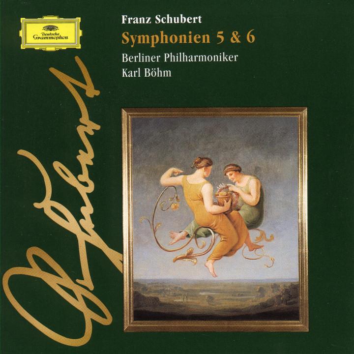 Sinfonien Nr. 5 B-dur D 485 & Nr. 6 C-dur D 589 0028945366328