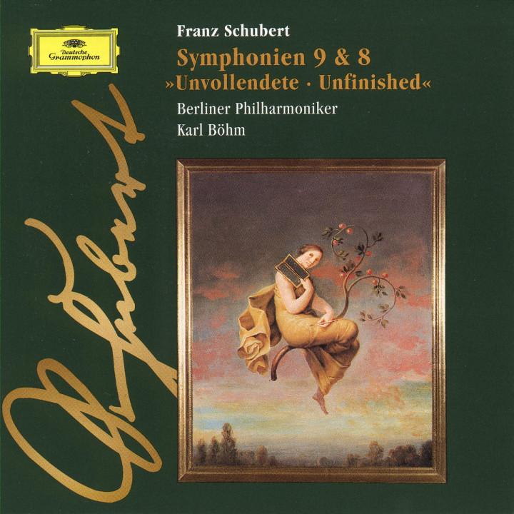 "Sinfonien Nr. 8 h-moll D 759 ""Die Unvollendete"" & Nr. 9 C-dur D 944 0028945366421"