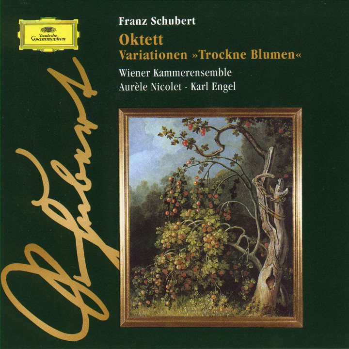"""Oktett; Variationen """"Trockene Blumen"""" 0028945366627"""