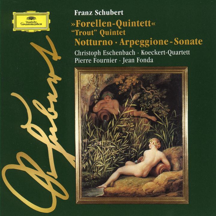 """Forellen-Quintett"" - Notturno - Arpeggione-Sonate 0028945366720"
