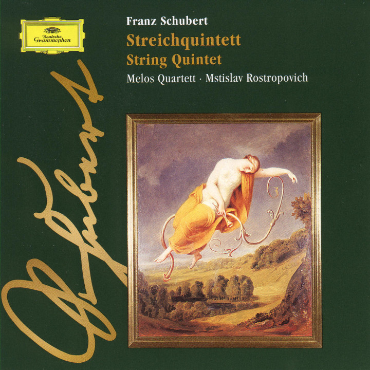 Schubert: String Quintet D 956 0028945366823