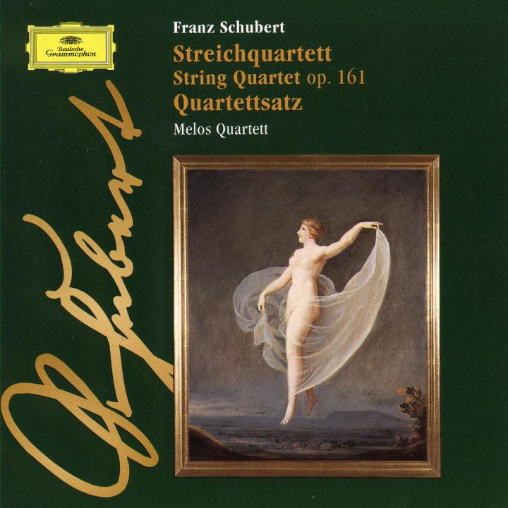 Streichquartett op. 161; Quartettsatz 0028945367020