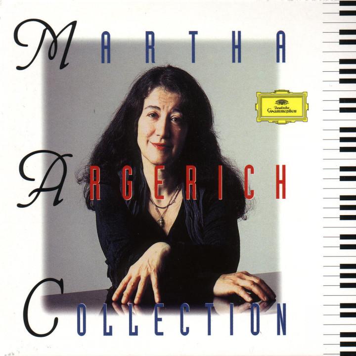 Martha Argerich Collection 0028945356624