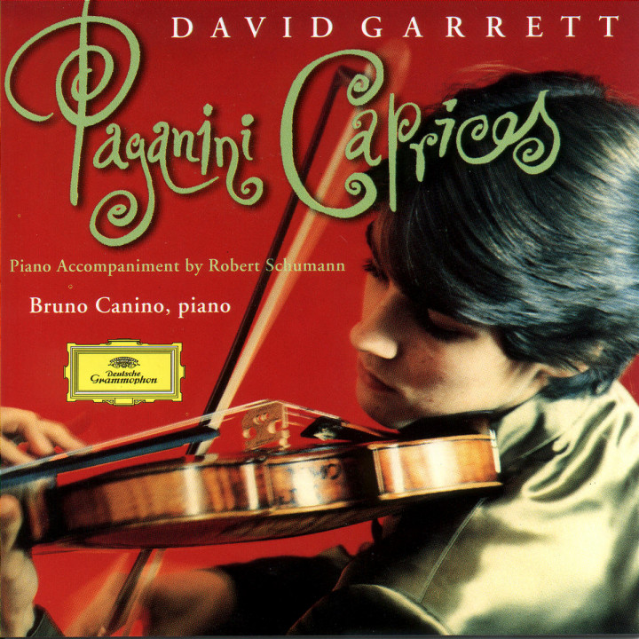 Paganini: Caprices for Violin, Op.24 0028945348922