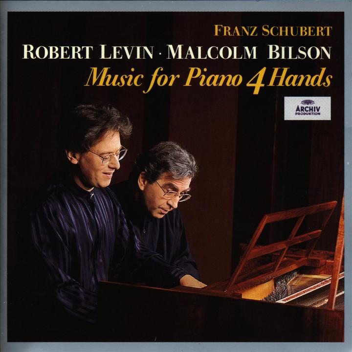 Werke für Klavier zu vier Händen 0028945349129