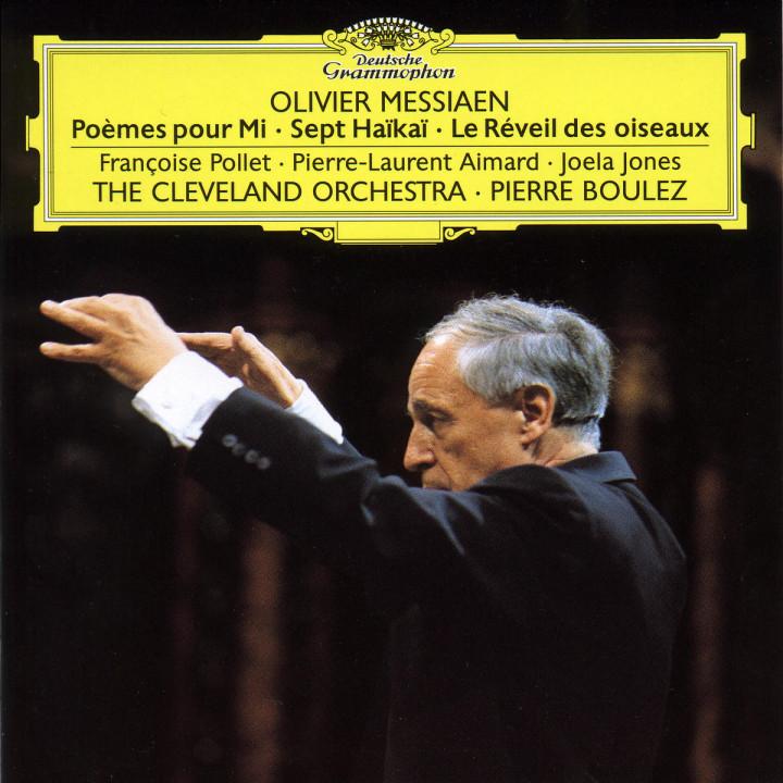 Messiaen: Poèmes pour Mi; Sept Haïkaï; Le Réveil des oiseaux 0028945347828