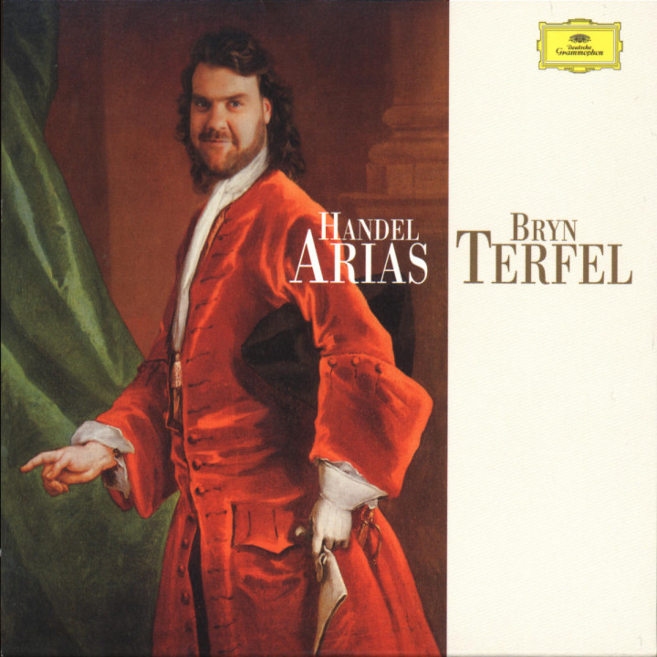 Handel: Arias 0028945348025