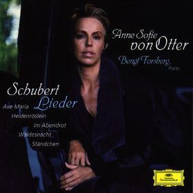 Anne Sofie von Otter, Lieder, 00028945348124