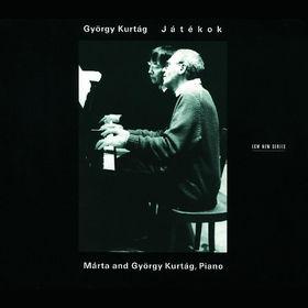 György Kurtág, Játékok, 00028945351124