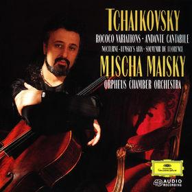 Peter Tschaikowsky, Rokoko-Variationen, 00028945346021