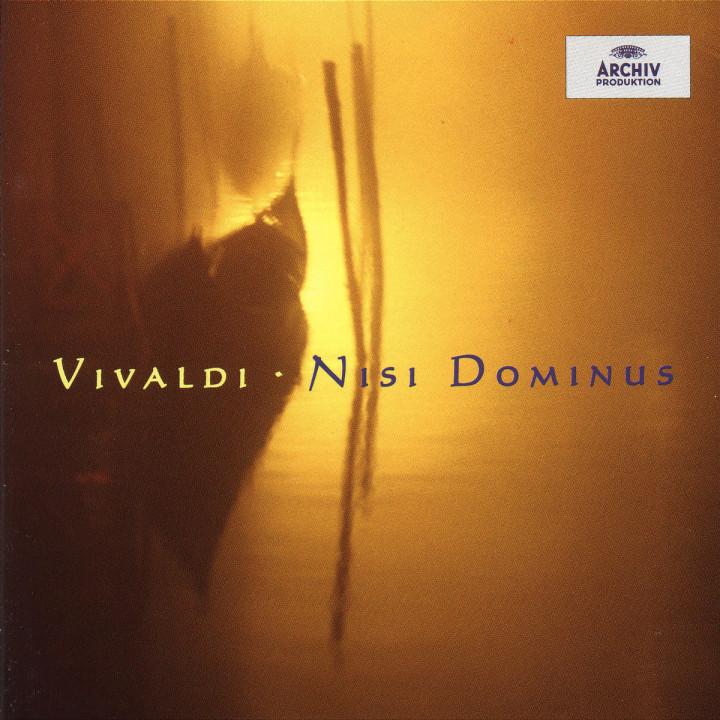 Vivaldi: Stabat mater; Nisi Dominus; Salve Regina 0028945342823